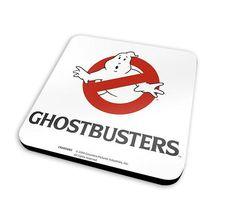 Ghostbusters Untersetzerset Logo. Hier bei www.closeup.de