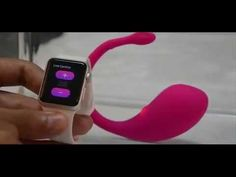 Lovense release first sex toy controlled by Apple Watch Smartwatch, Apple Watch, Adult Fun, News Channels, Toys For Girls, Lush, Politics, Nose Drawing, Gadgets