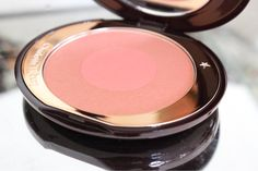 Charlotte Tilbury Cheek to Chic Blush in Ecstacy ~ A Little Pop of Coral