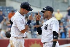 Cano and Jeter