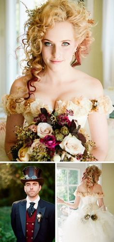 Cool steam punk theme, not for me, but the photos are amazing!
