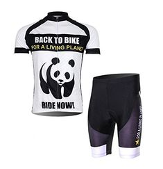 Product Details: Xinzechen cycling jersey and shorts are made from breathable and quick-wicking fabric.They will give you a comfortable cycling experience. Material: Jersey 100% Polyester, Short: 90% Polyester and 10% Lycra Padded: 3D sponge cushion  Washing Tips: 1.Do not bleach 2.Dry... more details available at https://perfect-gifts.bestselleroutlets.com/gifts-for-teens/outdoor-clothing/product-review-for-xinzechen-mens-short-sleeve-cycling-jersey-and-3d-cushion-shorts-set