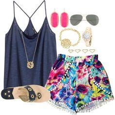sumer outfits idea! #klauskobec
