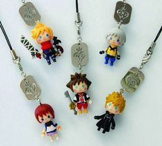 eStarland.com - Kingdom Hearts Sora Mascot Strap (Anime Merchandise)