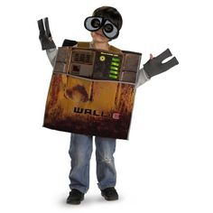 Halloween Robot Costumes for Kids and Adults