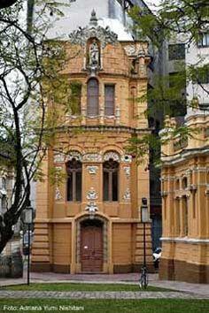 Porto Alegre Antigo - O MAIOR PRESENTE: Prédios Tombados de Porto Alegre - Centro