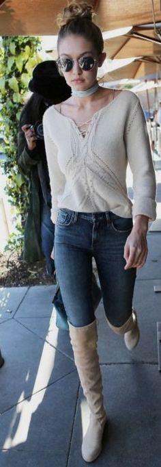 Gigi Hadid Just Made a Surprising Style Confession | WhoWhatWear UK #gigi