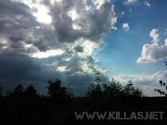Oh oh. Hoffentlich hält sich das Wetter... #Iserlohner #Wetteraussicht  #Iserlohn