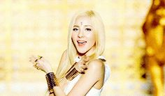 Dara - Falling in Love MV GIFs | Beautiful Korean Artists