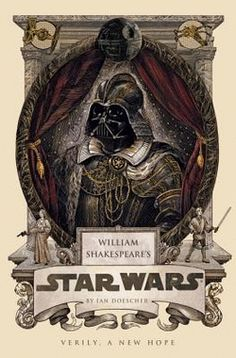 Star Wars a New Hope in iambic pentameter!