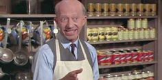 Frank Candy character in sitcom Green Acres died at age 96 on June 8, 2012 ©CBS
