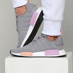 Adidas Women s NMD R1 Grey Orange Pink. Adidas Boost TechnologyCulture KingsWomens  NmdOrange ... 2e8966aa3