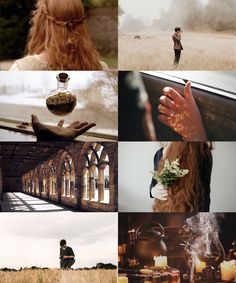 Lily Evans & Severus Snape Friendship aesthetic