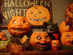 pumpkin faces for signs on pinterest | pumpkin face on that sign