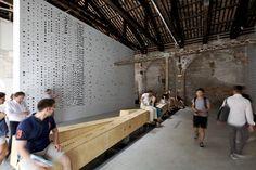 Venice Biennale 2012: Shifting Grounds (Beyond National Architecture) / Ireland Pavilion