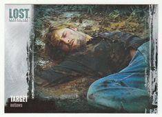 Lost - Season 1 # 33 Target - Inkworks - 2005