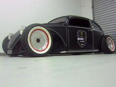 VW Beetle rat rod