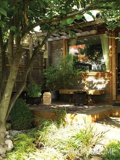 Japanese Inspired Garden Photo Gallery: Small Backyards | House & Home