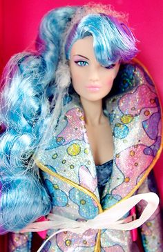 Jem and The Holograms Astral Eldrich Doll - Integrity Toys