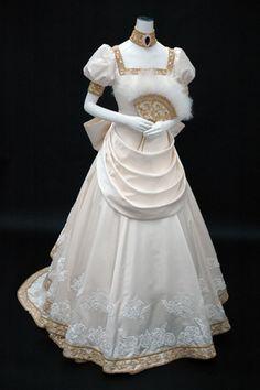 """Commentaires de """"Tranches de vie"""" par Loufiction - Page 5 Aaeda621579cdcc63b40120bbb157273--ball-dresses-ball-gowns"""