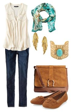 """""""Summer to Fall #2"""" by gillgal on Polyvore featuring American Eagle Outfitters, H&M, LeiVanKash, summertofall and fall2015"""