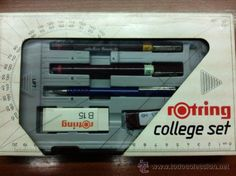 Rotring College Set, como me cargue los mios Karate Kid, Visual Memory, 90s Nostalgia, The Old Days, Tin Boxes, Teenage Years, Kids Boxing, Do You Remember, My Memory