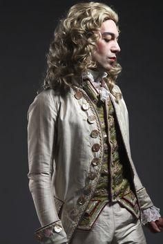 Stacks Image 54 Mode Rococo, Mode Baroque, Rococo Fashion, Gold Fashion, Mens Fashion, 18th Century Clothing, 18th Century Fashion, Historical Costume, Historical Clothing