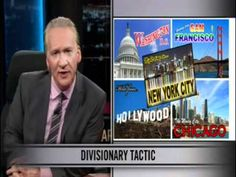 Real Time with Bill Maher 10 february 2012 New Rules