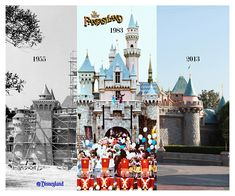 """Sixty Years of Innovation: New Fantasyland at Disneyland Park"" See you real soon! #DumboDoubleDare #runDisney"