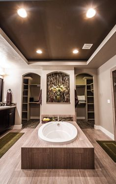 Master Bathroom from the Ventura by Eaglewood Homes.  Boise / Meridian / Twin Falls Idaho Home Builder.  www.eaglewood.com
