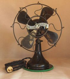 How To: Fixing an old electric fan, getting stains out of copper - The Washington Post
