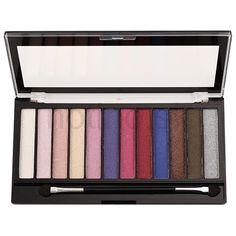 Makeup Revolution Unicorns Are Real paleta očných tieňov s aplikátorom