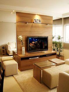 12 ideias para decoração de salas pequenas - Viver em Casa