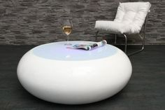 Świecący stolik Lumino 5 kolorów #table #coffee #coffeetable #home #modern #design #homedecor #homedesign #furniture #fiberglass