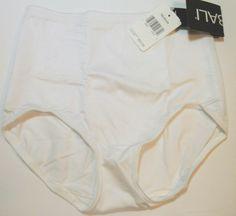 6aab32633832 medium $22 NWT Bali shaper brief panties white shapewear (c212) #fashion  #clothing #shoes #accessories #womensclothing #intimatessleep (ebay link)