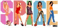 Spice Girls (Baby Spice, Ginger Spice, Posh Spice, Scary Spice and Sporty Spice) Spice Girls, Girl Power Tattoo, Baby Spice, Geri Halliwell, 90s Girl, Girl Bands, Toys For Girls, Girl Toys, Debut Album