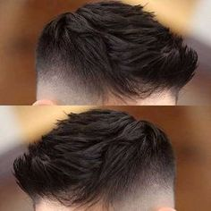 """Also love the comment posted with this pic """"I've learned in the past few years that movement plays a huge role in hair. I always ask my clients which direction they want their hair to flow and dependin Hairstyles Haircuts, Haircuts For Men, Popular Haircuts, Latest Hairstyles, Short Hair Cuts, Short Hair Styles, Men Short Hair, Asian Men Hairstyle, Men Hairstyle Short"""