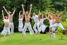 Teacher Training Courses -- Agama Yoga School, Koh Phangan, Thailand