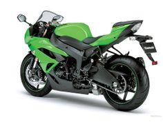 Kawasaki Ninja 250R HD