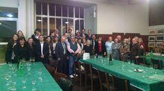 En la cena llevada a cabo en la sede del Club Social, el Club Argentino de Servicio 2 de Abril procedió al cambio de autoridades para el período 2016-2017