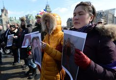 The RCMP revealed Thursday that nearly 1,200 aboriginal women have been murdered…