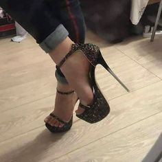 Expensive Women S Fashion Brands Sexy Legs And Heels, Hot High Heels, Strappy Heels, Stiletto Heels, Gorgeous Feet, Women's Feet, Crazy Shoes, Fashion Shoes, Shoe Boots