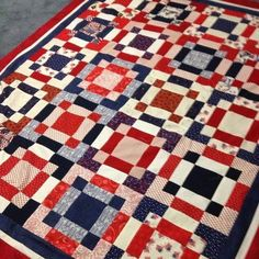 Great quilt of valor