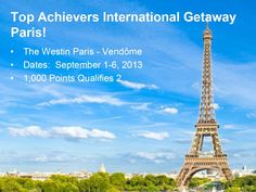 I WILL earn this Paris trip for free! Who wants to go! Looking for 3 email TTraudt@gmail.com