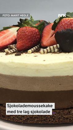 Gelatin, Mousse, Knitting Patterns, Cheesecake, Mint, Baking, Desserts, Recipes, Food