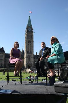 Jim & Joy interview Sarah Du Broy at the March for Life in Ottawa.