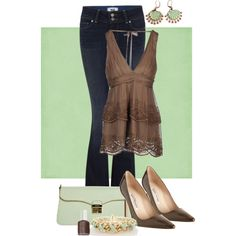 Divina top by peridotpixie on Polyvore