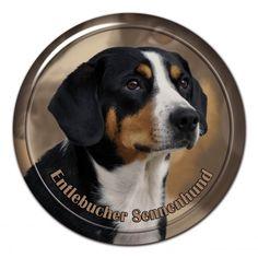 Entlebucher Sennenhund 3D sticker - #entlebucher #sennenhund #entlebuchersennenhund