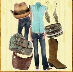 Cowgirl-up!~*