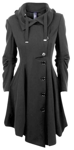 Like the style and color of this coat